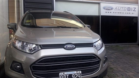 Ford Ecosport Freestyle 2015 1.6 4x2