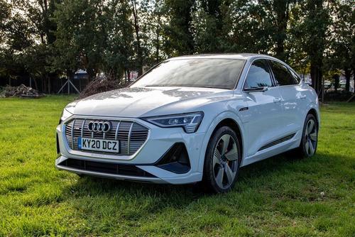 Audi E-tron Sportback 55 Quattro 2021 0km