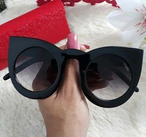 Óculos Fendi Lolly Love Lançamento 2018 Cores Variadas