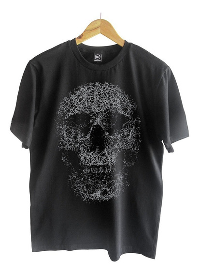 Camiseta Nego John Caveira