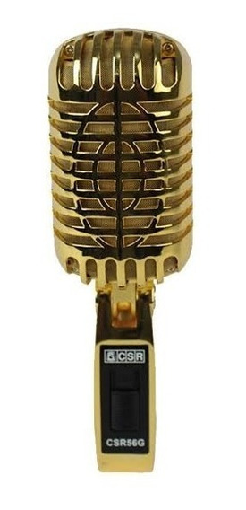 Microfone Studio Vintage Csr 56b Frete Gratis I9som