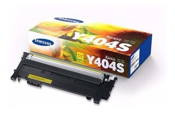 Toner Samsung Original Yellow 430w/480w 404s