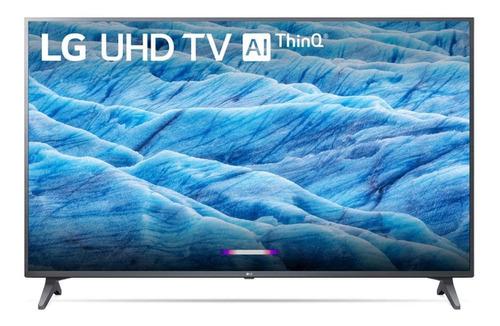 "Smart TV LG AI ThinQ 65UM7300AUE LED 4K 65"""