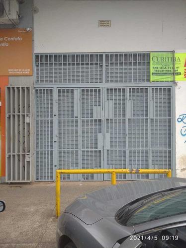 Imagem 1 de 9 de Loja Comercial Para Aluguel Em Taguatinga-df