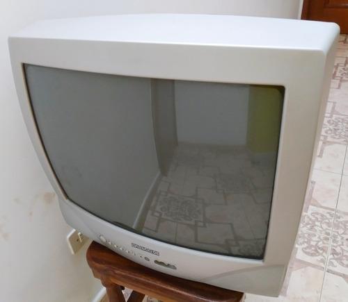 Imagen 1 de 5 de Televisor Daewoo 20  Para Repuesto Y/o Reparar