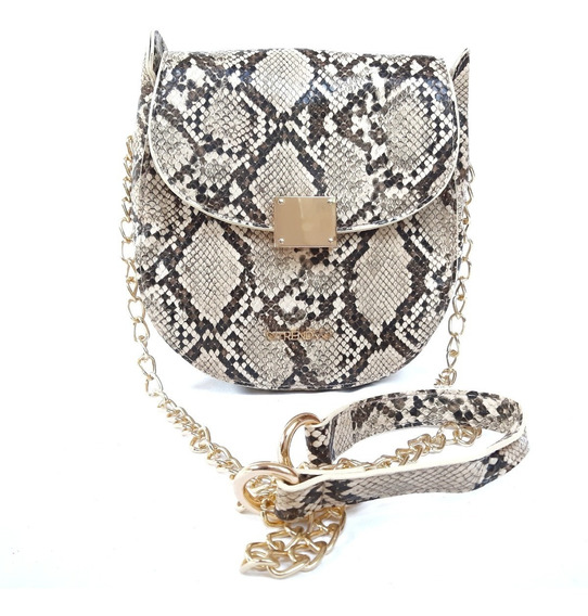 Cartera Morral Trendy Animal Print