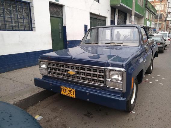 Chevrolet C10 Mod 81.