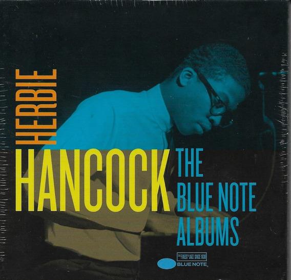 Box 7 Cd Herbie Hancock The Blue Note Albums - Novo - Imp