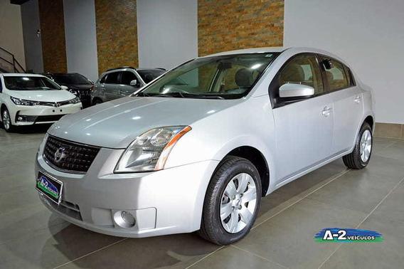Nissan Sentra 2.0 16v-mt 4p 2009