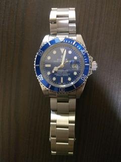 Reloj Replica Rolex Submariner Automático A Cuerda
