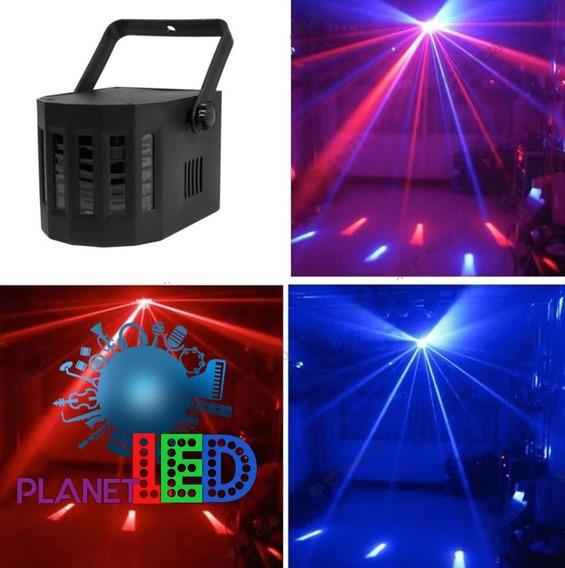 Luces Led Dj Tacho Robotica Derby Audio Rítmico Dmx
