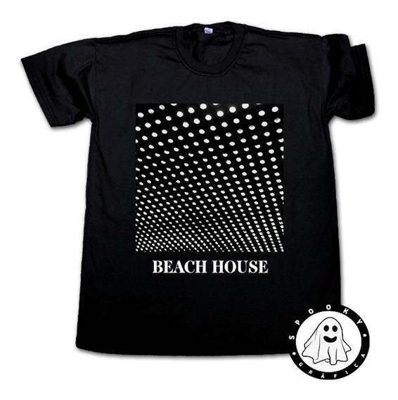 Remera Beach House Bloom Unisex Dream Pop, Indie Rock