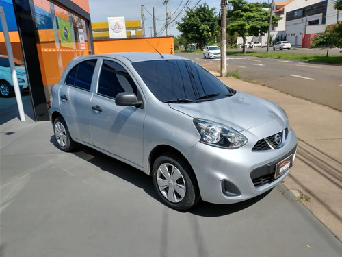 Nissan March 1.6 16v 4p S Flex
