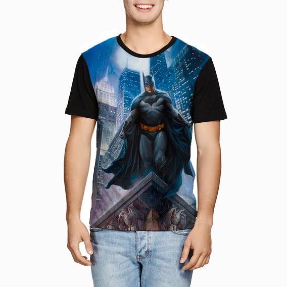 Camiseta Batman Cavaleiro Das Trevas