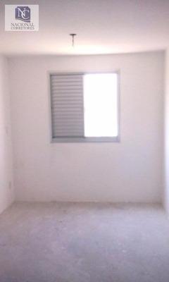 Apartamento Residencial À Venda, Jardim Utinga, Santo André. - Ap4965