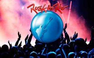 Ingresso Meia Rock In Rio 04/10 Iron Maiden