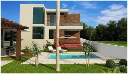 Sobrado Com 4 Dormitórios À Venda Por R$ 900.000 - Riviera Santa Cristina - Paranapanema/sp - So0195