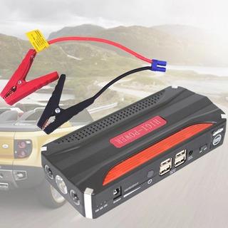 Arrancador De Autos - Cargador Notebook 12000mah Portatil