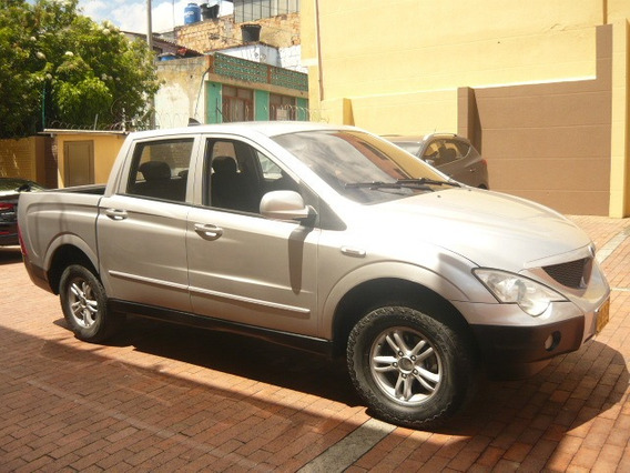 Ssangyong Actyon Sport 4x4 Diesel Mecanica