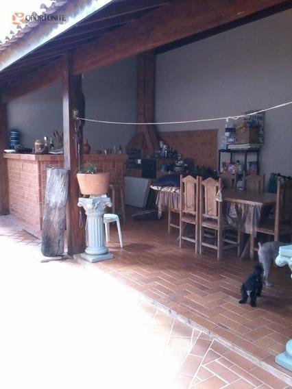 Casa 3 Dormitórios Sendo 1 Suíte À Venda, Jardim Alexandre Balbo, - Ca0081