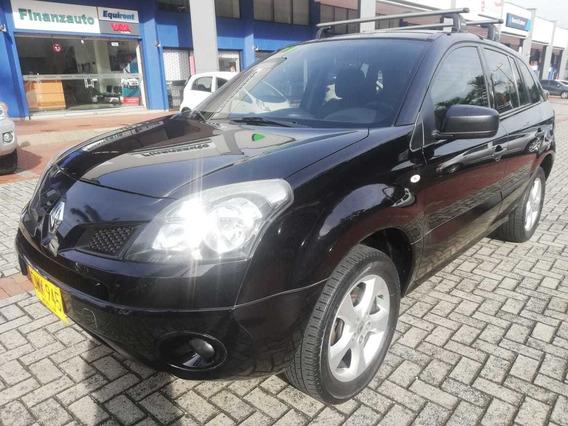 Renault Koleos Expression Mt 2.5 4x2 2012 Negra 5 Puertas