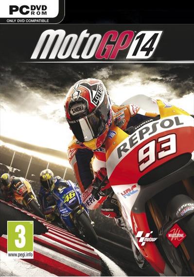 Moto Gp 14 (mídia Física) Dvd
