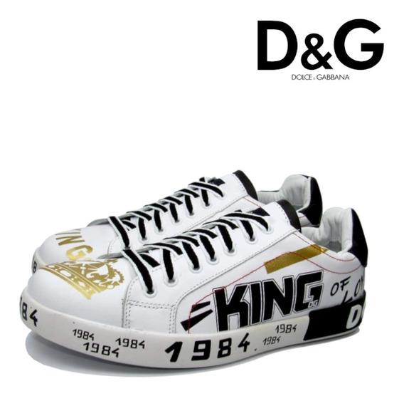 Tênis Dolce & Gabbana King