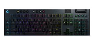 Teclado Logitech G915 Mechanical Rgb Wifi Gaming 920-008902