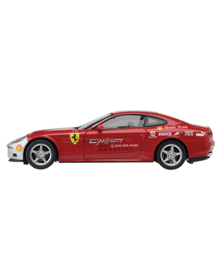 Ferrari Eaglemoss 1:43 612 Scaglietti China Tour Ed. 52