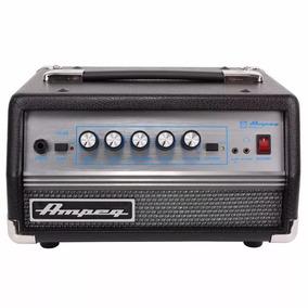 Cabeçote Amplificador Contra Baixo Ampeg Micro Vr 200w