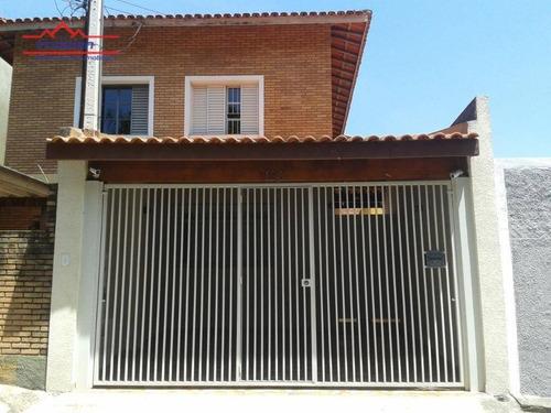Casa À Venda, 156 M² Por R$ 520.000,00 - Atibaia Jardim - Atibaia/sp - Ca4349