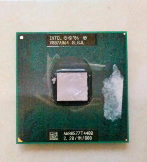 Processador Intel Dual Core T4400 800mhz Aw80577t4400
