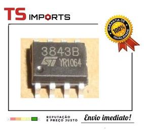 Ci Smd Uc3843a - Uc3843 A - Sop8 - Original