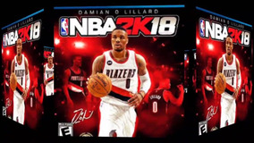 Nba 2k18 Envio Hj Midia Digital Ps3 Psn Play 3 !!!