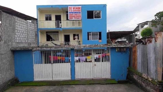 Casa De 4 Habitaciones Y 3 Baños En Esmeraldas