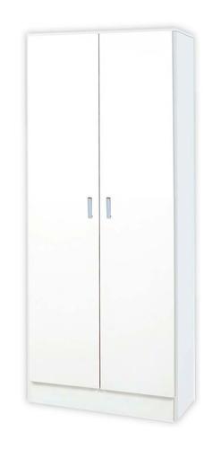 Despensero Platinum 3091 2 Puertas 3 Estantes Blanco