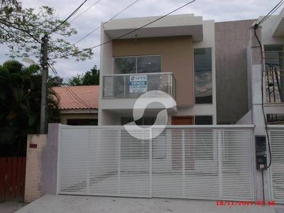 Casa Residencial À Venda, Piratininga, Niterói. - Ca0393