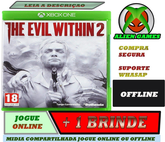 The Evil Within 2 Xbox One + Brinde