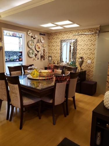 Apto Semi Mobiiado Jd Bonfiglioli Res Garden Place 93m2 3 Dorms 1 Suite - Lazer Completo - Ap0370 - 33515300