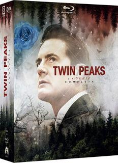 Blu-ray Twin Peaks La Serie Completa / Incluye 3 Temporadas