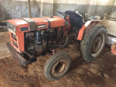 Trator Agrale 4100 4x4 - Com Partida Elétrica