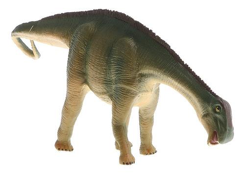Imagen 1 de 4 de Figura De Dinosaurio Realista 4 Especies Juguete Educativo
