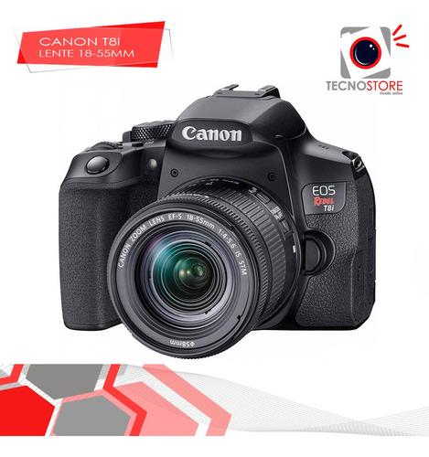 Canon T8i + 18-55mm, Buen Precio