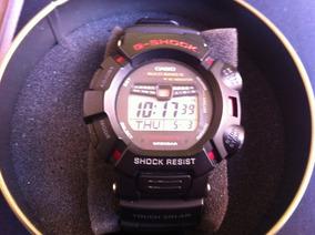 Reloj Casio Gshock Mudman Gw-9010 Multiband 6 Tough Solar