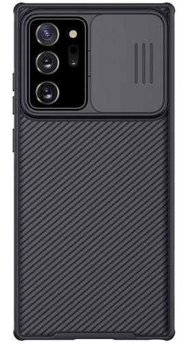 Imagen 1 de 5 de Samsung Galaxy Note 20 Ultra Carcasa Slim Nillkin Camshield