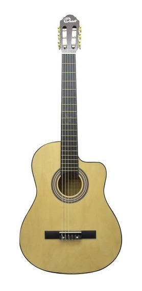 Guitarra Electroacustica Electroclasica Orich 39 + Estuche