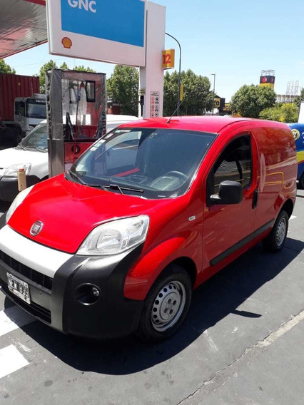 Fiat Qubo 1.4 8v Active Roja Gas/nafta