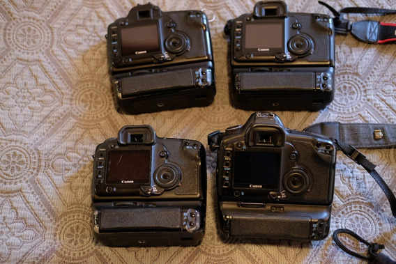 Canon 5 D Classica, Full Frame Mais Barata Que Cropada