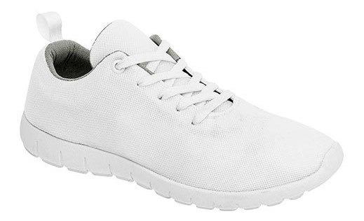 Leds Sneaker Deportivo Escolar Blanco Textil Niño J28167 Udt