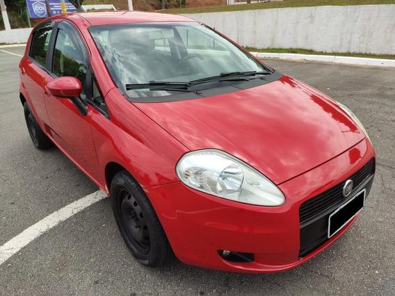 Fiat Punto 1.4 Attractive 8v Flex 2011 Pneu E Bateria Novos